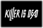 Killer is Dead Logo 2 black