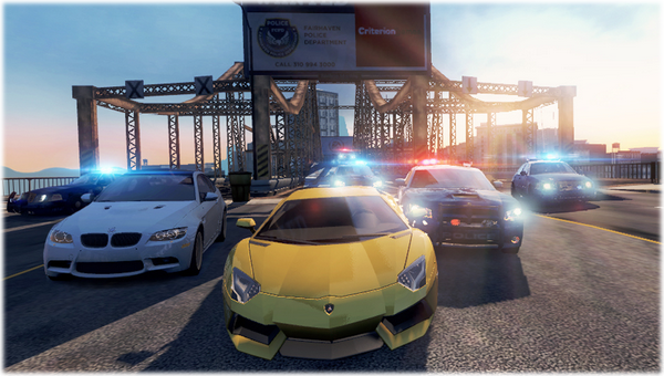 Need For Speed Most Wanted REVIEW PS Vita 001