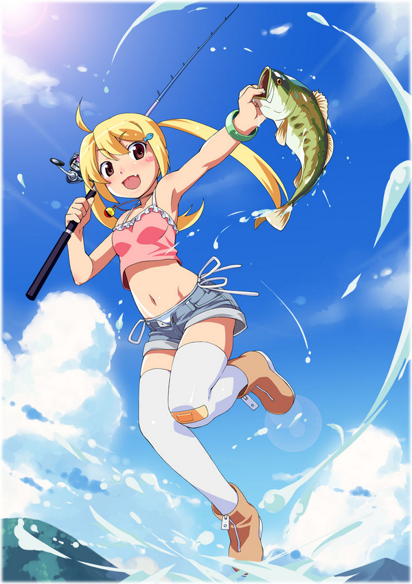 Let's Fish Hooked On! REVIEW 006