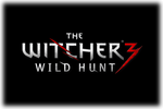 The Witcher 3 Wild Hunt Logo black