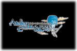 Atelier Escha & Logy Alchemist of Dusk Sky Logo black