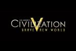 Civilization V Brave New World Logo black