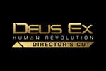 Deus-Ex Human Revolution Directors Cut Logo black