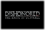 Dishonored The Knife of Dunwall Logo black