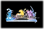 Final Fantasy X - X-2 Logo-black