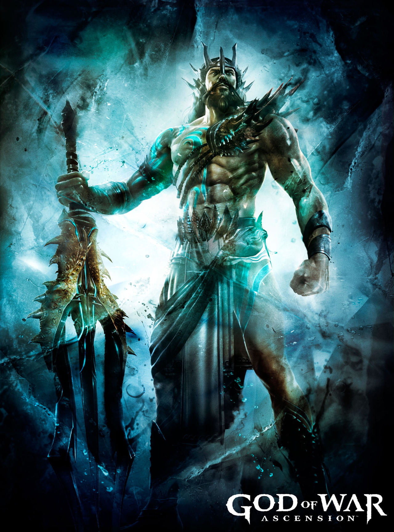 God of War Ascension 06-03-13 Poseidon