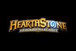 Hearthstone Heroes of Warcraft Logo black