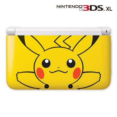 Nintendo 3DS XL Pikachu Especial Edition 002