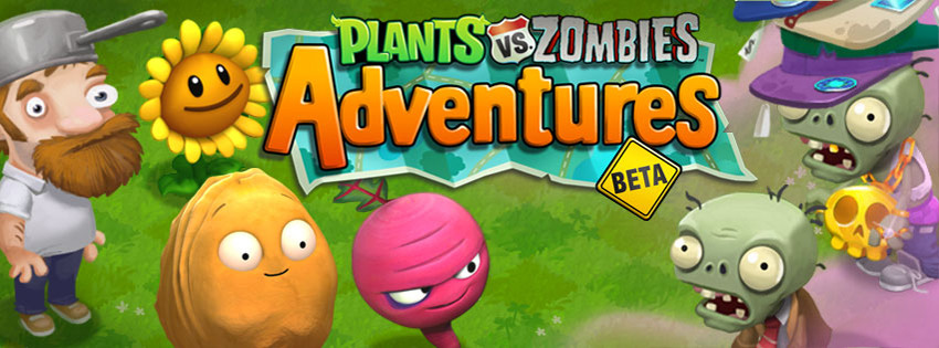Plants vs Zombies Adventures Beta 26-03-13 01