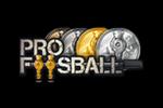 Pro-Foosbal Logo black