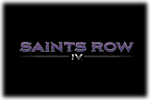 Saints Row IV Facebook logo