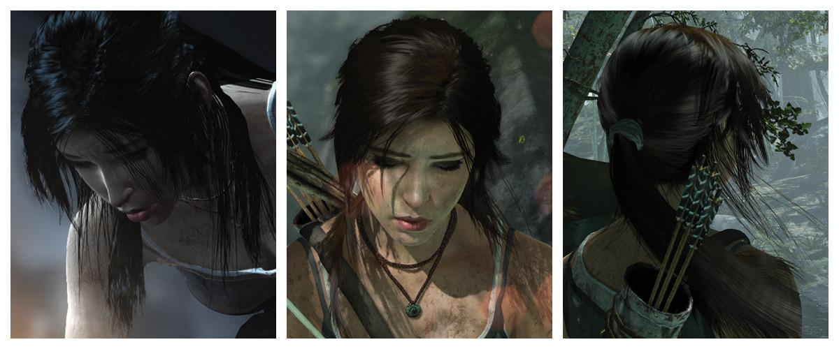 Tomb Raider Tress FX 001