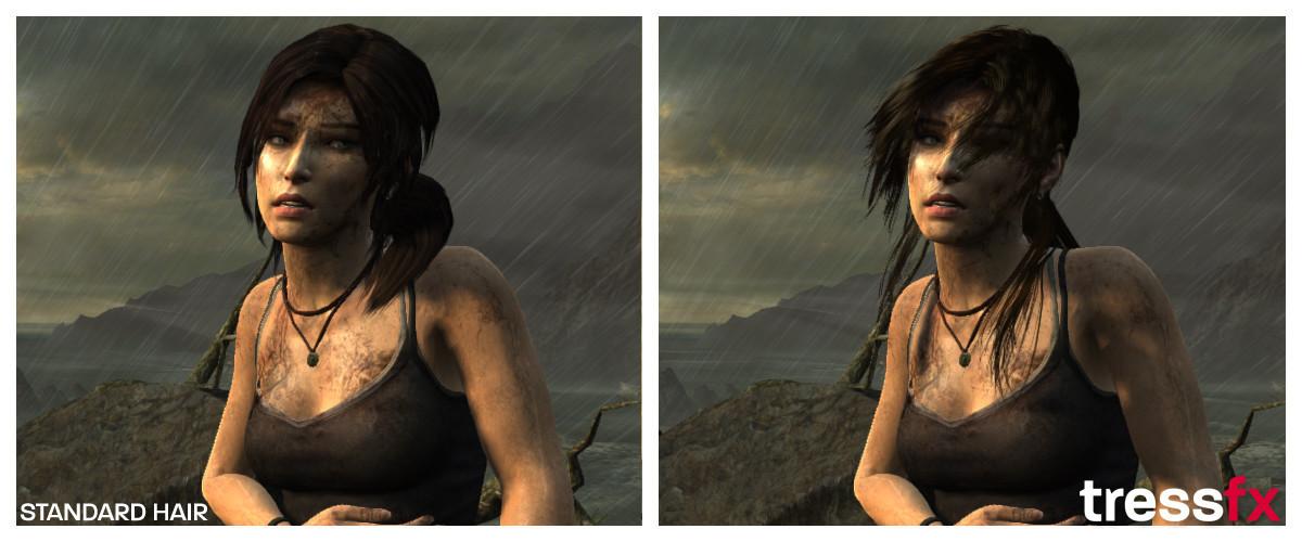 Tomb Raider Tress FX 004