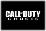 Call of Duty Ghosts Logo black
