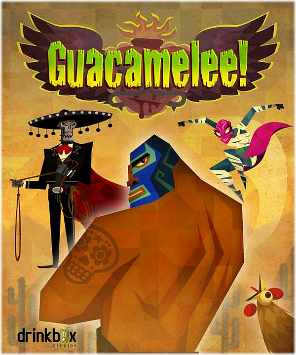 Guacamelee! REVIEW 007