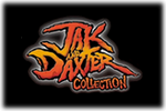 Jak and Daxter Collection Logo black