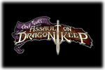 Borderlands 2 - Tiny Tina's Assault on Dragon Keep Logo black