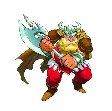 Dungeons & Dragons Chronicles of Mystara - Dwarf