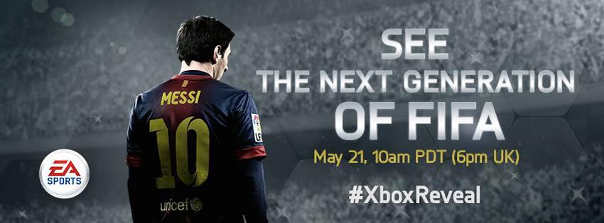 FIFA 14 - Xbox Reveal