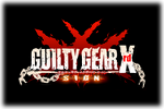 Guilty Gear Xrd -SIGN- Logo black