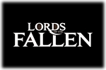 Lords of the Fallen Logo black
