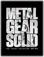 MGS The Legacy Collection Logo black