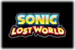 Sonic Lost World Logo black
