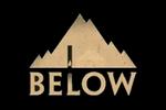 Below Logo black