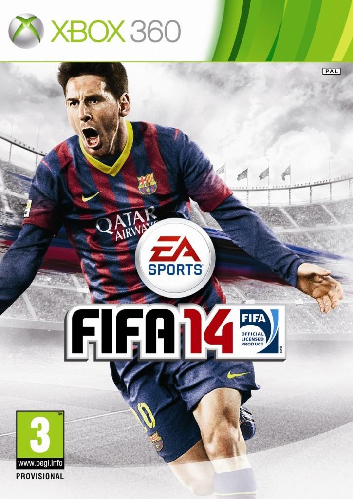 FIFA 14 cover 360 EURO
