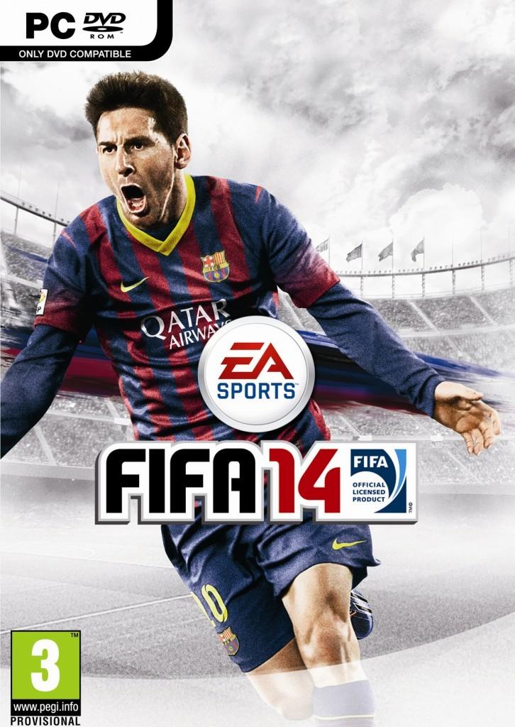 FIFA 14 cover PC EURO