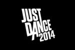 Just Dance 2014 Logo black