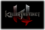 Killer Instinct Logo black
