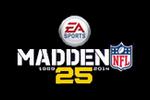 Madden NFL 25 Logo black