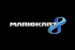Mario Kart 8 Logo black