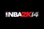 NBA 2K14 Logo black