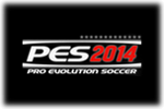 Pro Evolution Soccer 2014 Logo black