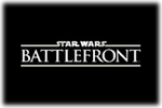 Star Wars Battlefront Logo black