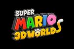 Super Mario 3D World Logo black