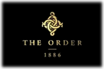 The Order 1886 Logo black