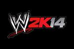 WWE 2K14 Logo black
