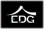 El Dojo Gamer Logo black