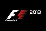 F1 2013 Logo black