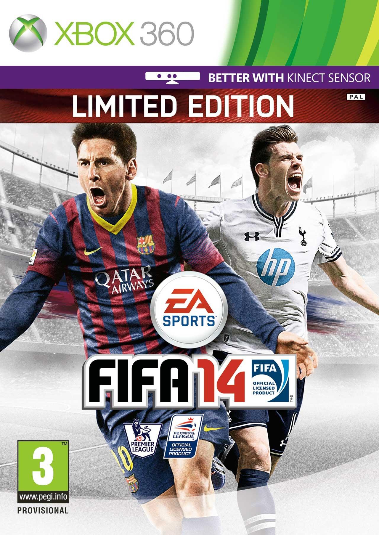 FIFA Soccer 14 cover 360 EURO