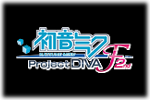 Hatsune Miku Project Diva F 2nd Logo