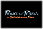 Prince of Persia - The  Shadow and the Flame Logo black