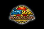 Saint Seiya Brave Soldiers  Logo black