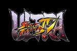 ULTRA Street Fighter IV Ultra Logo black