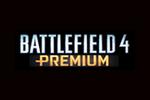 Battlefield 4 Premium Logo black