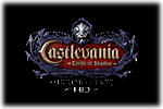 Castlevania Lords of Shadow Mirror of Fate HD Logo black