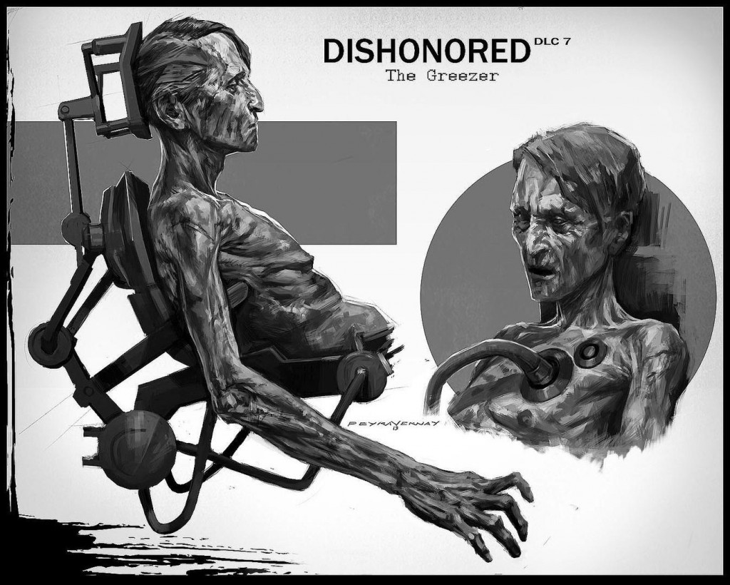 Dishonored 'The Brigmore Witches' 01-08-13 Artwork 001